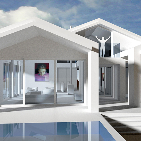 Villa CGT project preview image