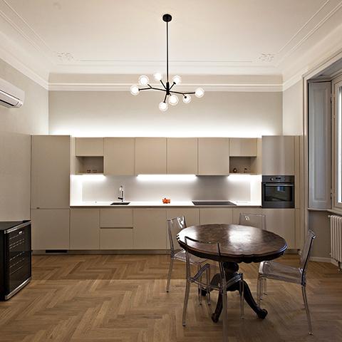Appartamento MSA copertina progetto